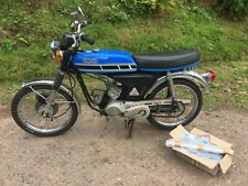 Yamaha fs1e 50cc moped / Motorcycle 1977 French Import - matching numbers