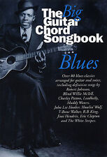 Big Guitar Chord Songbook Blues Learn to Play Piano Guitar Lyrics Music Book