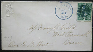 US Housse Déguisement Cancel - Bleu Circulaire Grille Milford Nh To W Cornwell