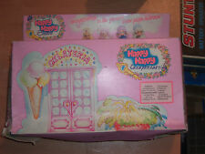 80's Happy Sisters Doll Bakery Set Mib Greek El Greco