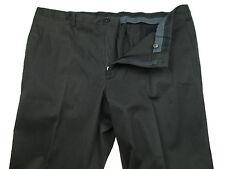 BOSS BLACK Hose | Move in 60 ( W44/L34 ) dunkelgrau gepeachte Baumwolle