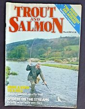 Trout And Salmon, March 1987, Flies From Ireland, The Lesson Of Topley Pike.