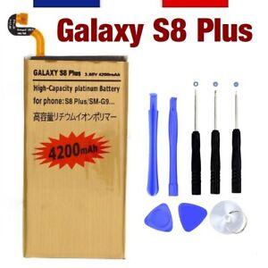 EB-BG955ABE - Samsung Galaxy S8 Plus - New Battery High Capacity +Tools