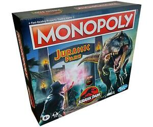 Jurassic Park Electronic Monopoly Board Game