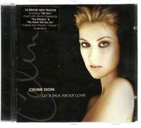Celine Dion - Let's Talk About Love (1997)...CD Used VG...