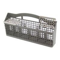 CLEAN Whirlpool Kenmore Dishwasher W10438331 Silverware Cultery Basket W10179397