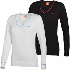 V-Neck Machine Washable 100% Cotton Jumpers & Cardigans for Women