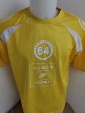 superbe maillot de football amateur   taille L  n°6