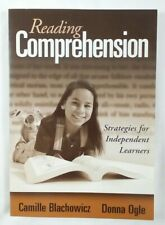 Reading Comprehension - Strategies for Independent Learners - Blachowicz & Ogle