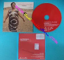 CD Singolo Cesaria Evora Nutridinha 74321 840032 FRANCE PROMO CARDSLEEVE(S26)
