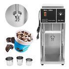 Electric Auto Ice Cream Machine Blizzard Maker Shaker Blender Commercial Mixer photo