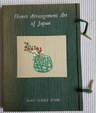 Mary Cokely Wood | Flower Arrangement - Art of Japan -1958