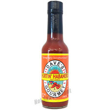 DAVE'S HURTIN' HABANERO HOT SAUCE - 5oz