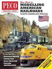 Peco Modelling American Rail Roads Paper Back Book 130Pgs