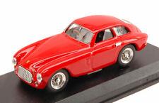 FERRARI 166 MM COUPE 1950 RED 1:43 MODELLINO AUTO ART MODEL SCALA