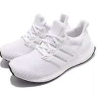 "NEW Adidas Size 8 Womens UltraBoost ""Triple White"" BB6308 Running"