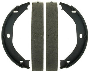 Parking Brake Shoe-Bonded Rear ACDelco Advantage fits 99-04 Jeep Grand Cherokee