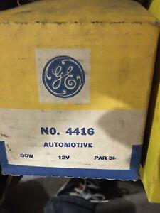 GE 4416 30W 12V par 36
