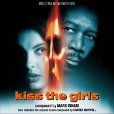 Kiss The Girls - 3 x CD Complete & Rejected Score - Limited 1000 - Mark Isham