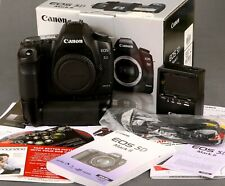 Canon 5D MKII Camera Body and Grip,Boxed.