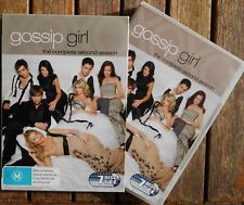 GOSSIP GIRL: Complete Second Season (Series 2) Region 4  DVD (7-Disc Set) (1700)