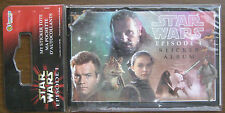 Star Wars Episode 1: My Sticker Tote Sticker Album - Unopened, new in package