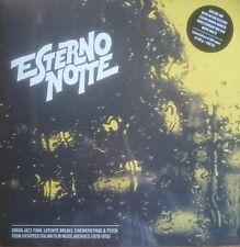 Esterno Notte LP + CD Four Flies Library Music Piero Umiliani Guido De Angelis