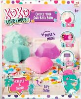 Bath Bomb Create Your Own Kit XOXO Love & Hugs Age 6+ Sambro Free UK Postage