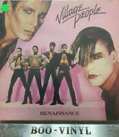 Village People - Renaissance  Ex + Condition Vinyl LP