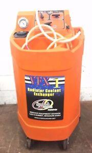 Symtech VFX 1 Coolant Fluid Exchange Machine #153