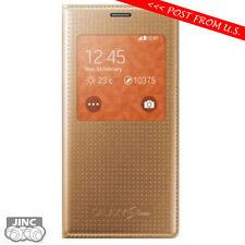 Genuine Original Samsung SM-G800D Galaxy S5 mini Duos S-VIEW SVIEW Cover Case