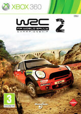 WRC 2: FIA World Rally Championship 2 ~ XBox 360 Jeu (en bon état)