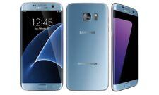 Unlocked Samsung Galaxy S7 edge SM-G935A - 32GB - Blue Coral (AT&T) Smartphone