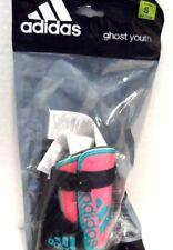 Adidas Performance Ghost Pro Shin Guard Small Shock Pink/shock green Nip New
