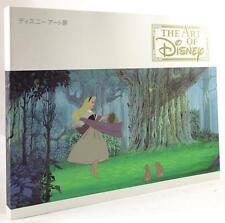 The Art of Disney by Walt Disney (Classic Era Animation) (SOFTCOVER)- High Grade