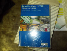 CD MAPPE 2007-2008 NAVIGATORE ALFA ROMEO 147 GT FIAT PANDA MUSA Y FIAT 51822615