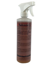 Radcolube Clp (Gun Oil/Cleaner) 1 Pint W/Trigger Sprayer