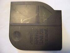Audi Jetta Golf Beetle Passat CADILLAC STS 6 DISC CD CHANGER CARTRIDGE MAGAZINE