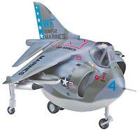 HASEGAWA 60129 Egg Plane AV-8 Harrier Plastic model kit F/S w/Tracking# Japan
