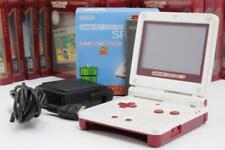 Nintendo Game Boy Advance SP Famicom Color w/GBA Famicom Mini 30Games From JAPAN