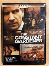 The Constant Gardener (DVD, 2005, Widescreen) - E0909