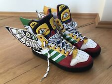 Adidas Originals x Jeremy Scott Eagle Wings Totem Q23171 JS 44 2/3