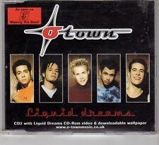 (HE730) O-Town, Liquid Dreams - 2001 CD