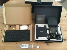 Asus Chromebox CN60 16GB HDD 4GB RAM Celeron 2955U Original Box + extra memory