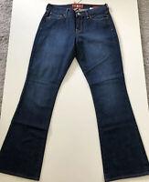 Lucky Brand Jeans Sofia Boot Cut 8/29 Dark Wash Womens
