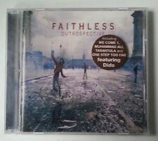 FAITHLESS - 'Outrospective' CD 2001 2000s album dance electronic