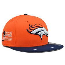 Denver Broncos New Era STAR TRIM Snapback 9Fifty NFL Hat