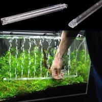 Bubble Wall Tube Air Stone Air Oxygen Aeration Pump Aquarium Fish Tank NEW