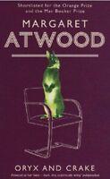 Oryx And Crake,Margaret Atwood