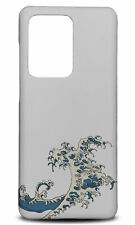 SAMSUNG GALAXY S SERIES PHONE CASE BACK COVER|JAPAN JAPANESE WAVES ART